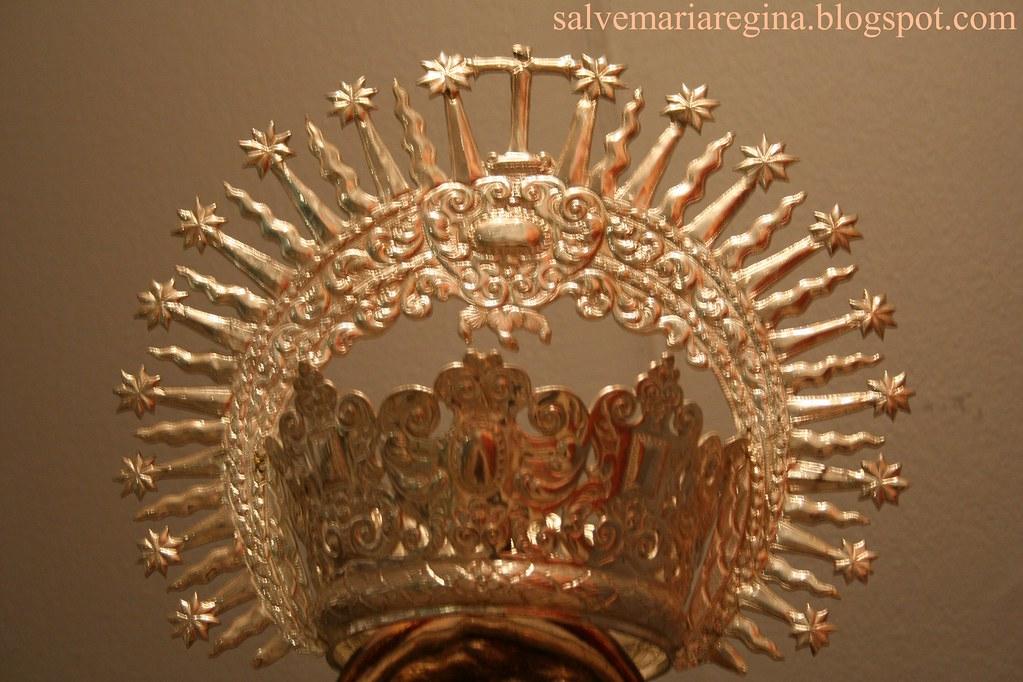 Corona de la Virgen de las Fiebres