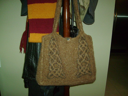 Celtic Tote Completed