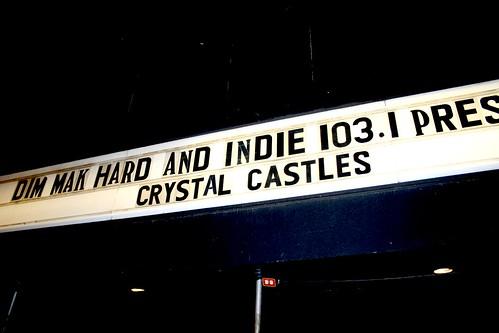 2008.06.13 / Crystal Castles / Roxy