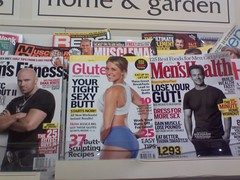 Glute: An entire magazine about the butt (blue_j) Tags: muscles magazine muscle butt oxygen health tush magazines workout fitness safeway menshealth toners healthandfitness glute glutetrainingforwomen mensfittness buttscultpingrecipies