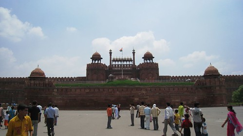 Lahore Gate, entrance to the Red Fort
