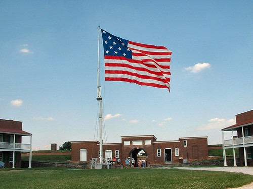 Ft. McHenry flag