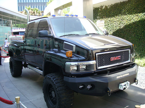 2009 gmc top kick c4500 4wd