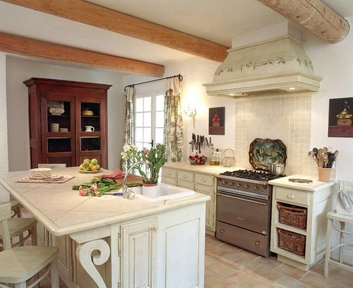 Colonial Kitchen Cabinets Uk