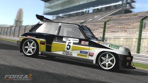 JOk3r77 - Redline Tuning D class Renault 5 Turbo