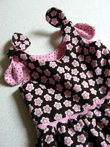 sewing babydress ittybittybabydress