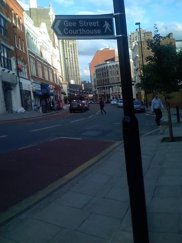 Gee Street