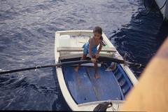 Fatica (milla45) Tags: sea children boats mare bambini barche turchia milla45