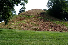 Grave Creek Mound, Moundsville, WV (lreed76) Tags: moundbuilders adena indianmound nationalregisterofhistoricplaces moundsvillewv gravecreekmound