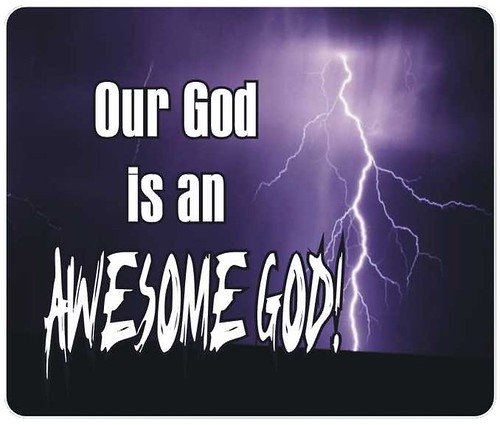 Our God is an Awesome God MP