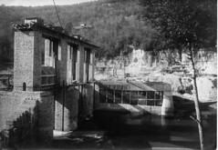Barrage de la chartreuse de Vaucluse (ASPHOR) Tags: chartreuse jura 1928 barrage ain asphor