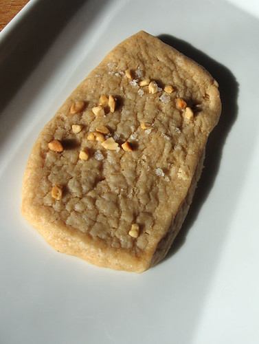 Peanut Butter Shortbread (8/08)