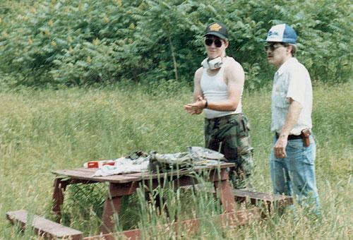 scott-and-dave-go-shooting-circa-1990