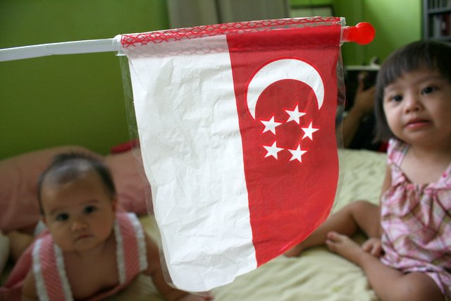 Happy 43rd birthday, Singapore!
