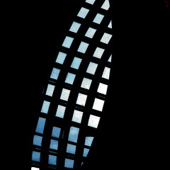 Gridport - Gate to gridworld (erlingsi) Tags: abstract square grid sq 6100 abstrakt svart erlingsi erlingsivertsen firkantet gridworld abstractimagery voldabackstage ikulissne ikulissene