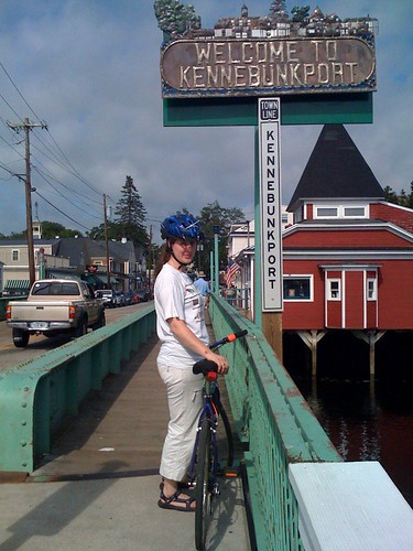 Kennebunkport bridge