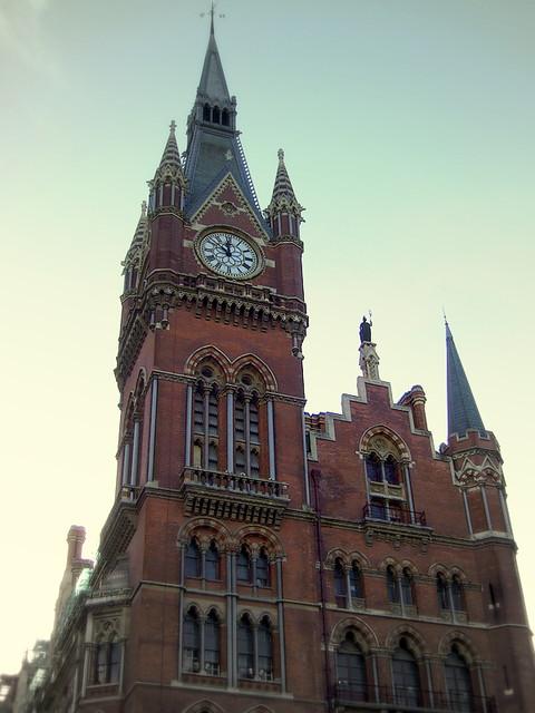 St.Pancras station