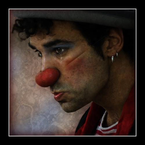 clown portraits