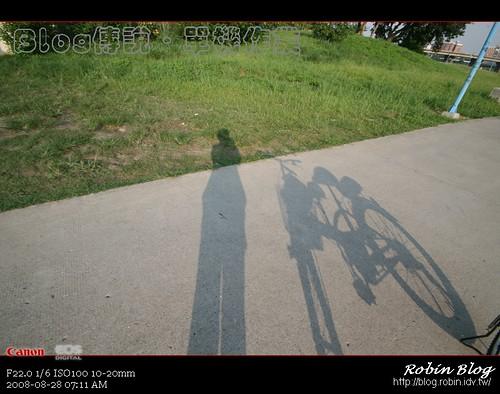 你拍攝的 20080828夏日Blog傳說-單機作業。