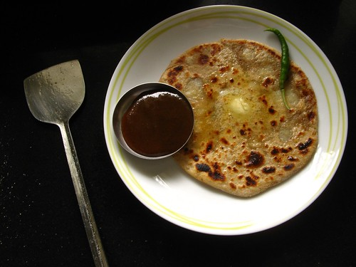Healthy Parathas Recipe
