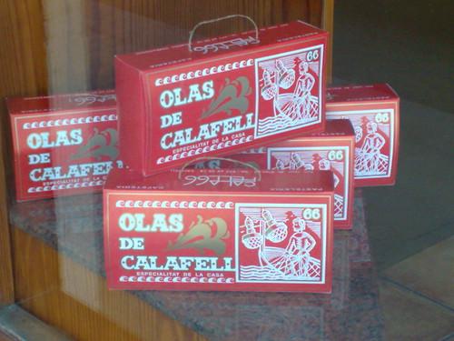 Olas de Calafell