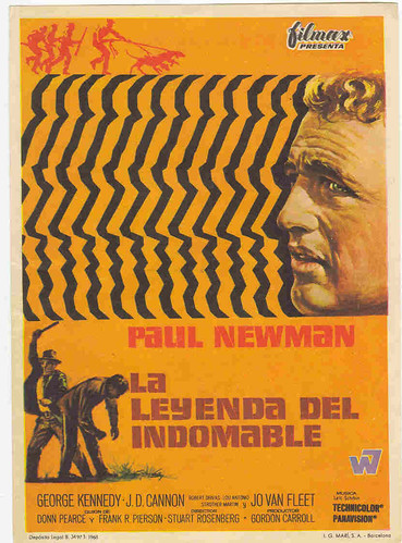 11-La leyenda del indomable- 1967