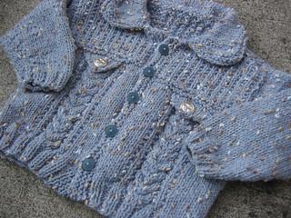 Denim Jacket Knitting Pattern : Ravelry: Denim-style Jacket pattern by Sirdar Spinning Ltd.