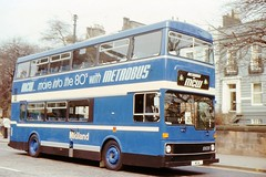 MCW Metrobus Demonstrator (georgeupstairs) Tags: bus 1978 midland metrobus mcw demonstrator cmb chinamotorbus greaterglasgowpteopenday