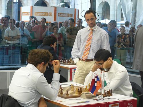 Anand Aronian Topalov