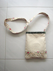 aina's new sling bag, WIP