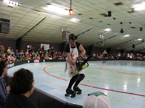 Persuasive essay about roller derby