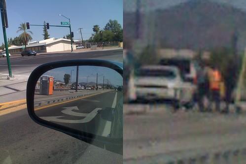 First Phoenix Light Rail Accident?