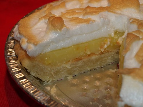 Lemon Meringue Pie, courtesy of Kasia (Flickr)
