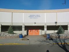 a middle school in Aurora, CO (courtesy Aurora Public Schools)