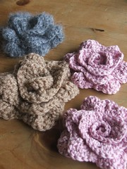 crochet flowers (isamocrochet) Tags: pattern crochet creations owndesign bluefishhandmade