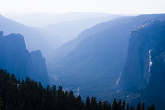 Late Afternoon in Yosemite Valley