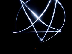 Satan pentagram (The SW Eden ( )) Tags: light black art dark drawing room pentagram satan sw eden