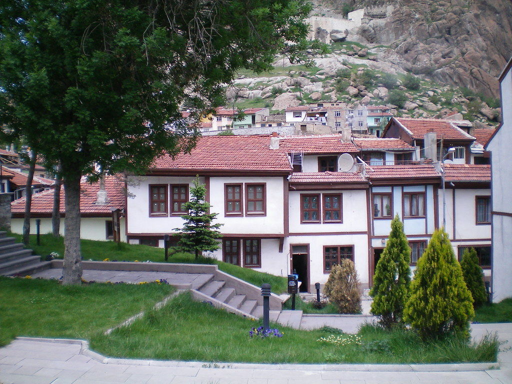 Afyon Tarihi Evleri