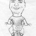 Caricature of me by Nick Russo