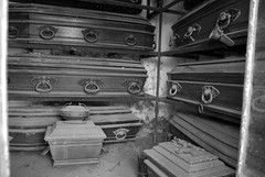 Coffin Racks