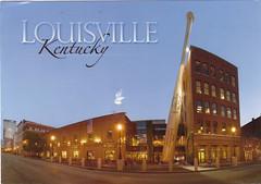 Louisville, Kentucky (Bubble-GumIII) Tags: postcard collection postcards bubblegum