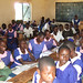 Teaching to large classes in Western Kenya
