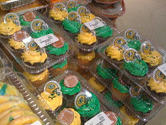Packers cupcakes (doozer4200) Tags: wisconsin packers greenbay