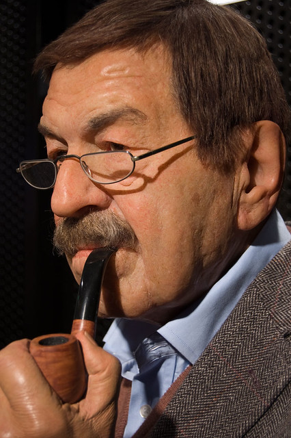 photo of gunter grass