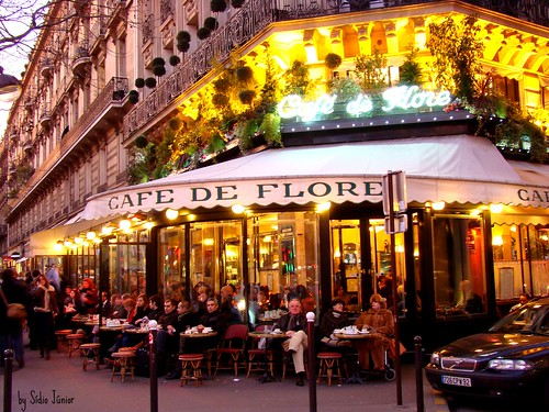 Cafe de Flore (by Sídio Júnior)
