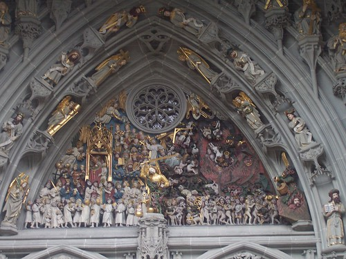The Münster's entrance