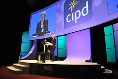 Speaker at the CIPD Conference