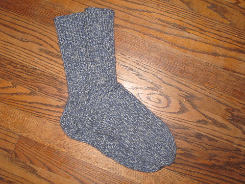 Blue Raggi Socks