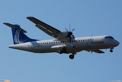 ATR 72-500 Finncomm (FCM) F-WWEM - MSN 792 - Will be OH-ATJ - Now in Flybe Nordic fleet (Luccio.errera) Tags: will be nordic msn fleet now atr 792 fcm flybe 72500 finncomm ohatj fwwem