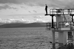 Salthill - Before you leap (by Caroline)